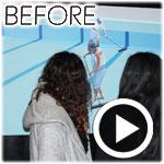 En vidéo : Vernissage de l´expo BEFORE par Anna Latreille-Ladoux à Dar El Marsa