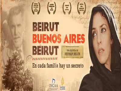Projection du Film BEIRUT-BUENOS AIRES-BEIRUT le 27 février L'Agora