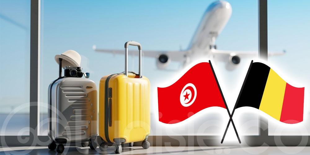 Tunisair : Un formulaire PLF digital avec QR code obligatoire pour se rendre en Belgique
