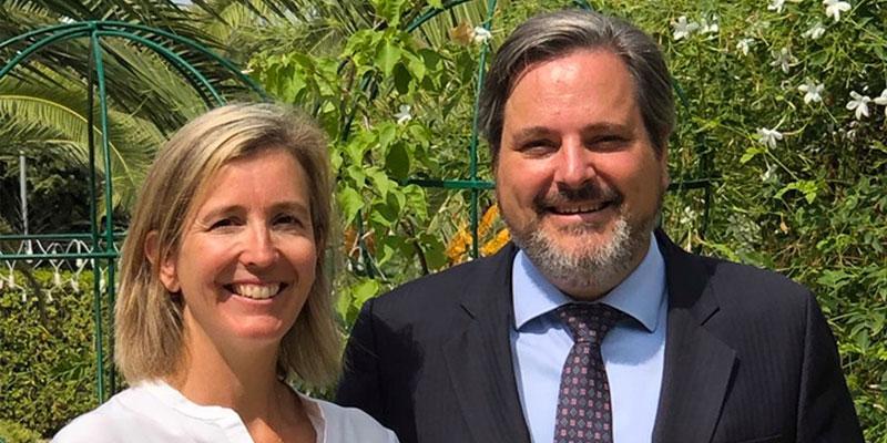 Le nouvel ambassadeur de la Belgique prend ses fonctions à Tunis