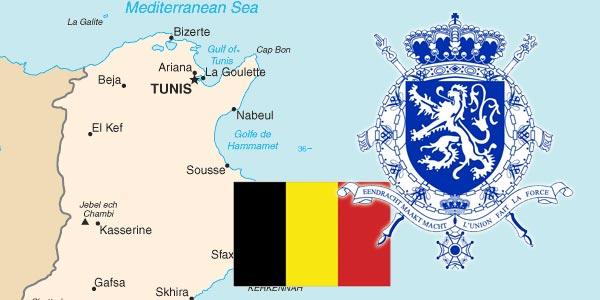 La Bélgique lève l'interdiction de voyage sur certaines zones de la Tunisie