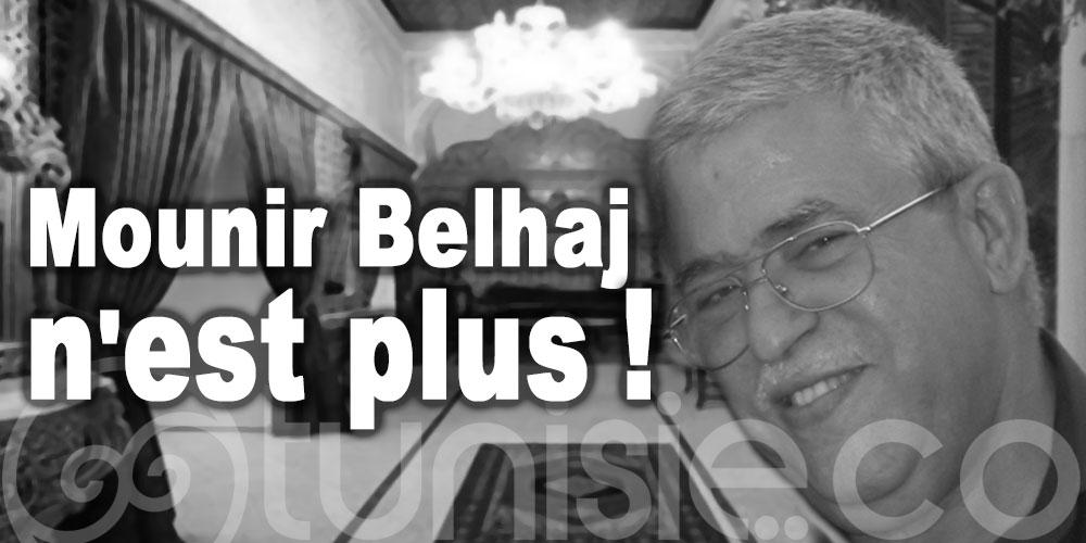 Mounir Belhaj fondateur de Dar Belhaj n'est plus