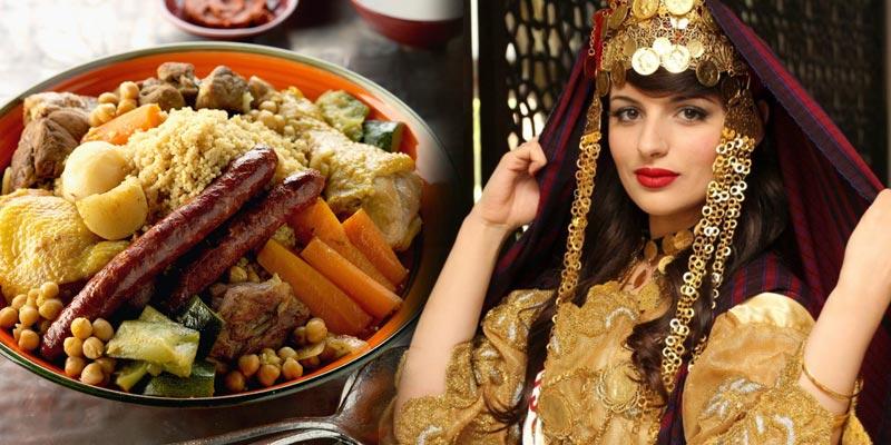 En vidéo : Quand l'héritage berbère marque la cuisine et l'habit traditionnel tunisiens