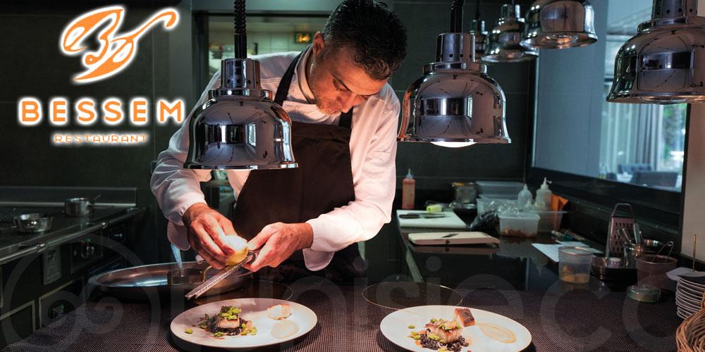Le Tunisien Bessem Ben Abdallah recouvre son restaurant à Cannes