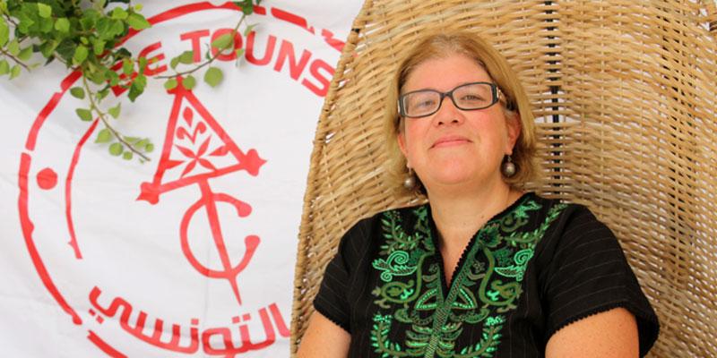 Faten Abdelkafi parle des journées exceptionnelles de l'artisanat aux jardins de Denden