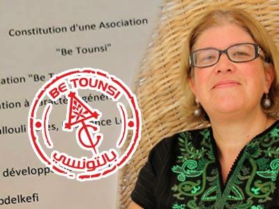 L'association Be Tounsi a officiellement vu le jour, Faten Abdelkefi vous en dévoile tous les détails