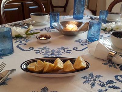 En photos: découvrez les plus belles tables ramadanesques du concours BE TOUNSI