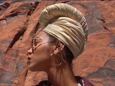 En photos : Quand Beyoncé se pare d'un turban confectionné par une créatrice tunisienne