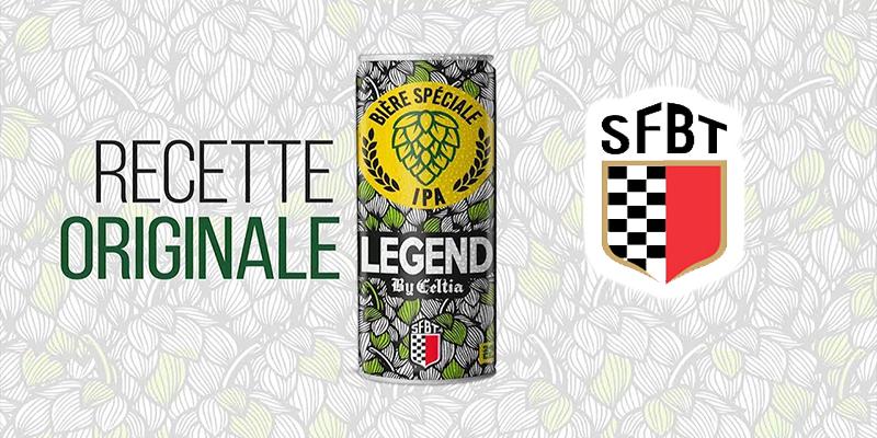 La nouvelle bière Legend révèle tous ses secrets