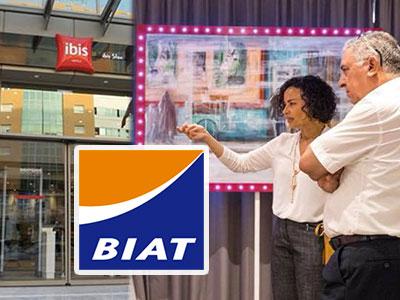 En vidéo : Quand la BIAT transforme l'Ibis Sfax en galerie d'art contemporain