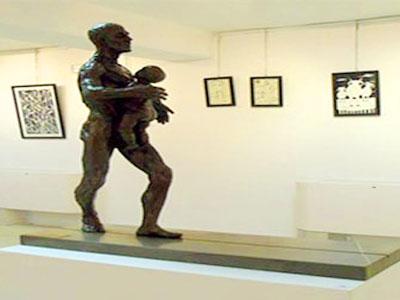 Galerie de la Bibliothèque Nationale de Tunisie