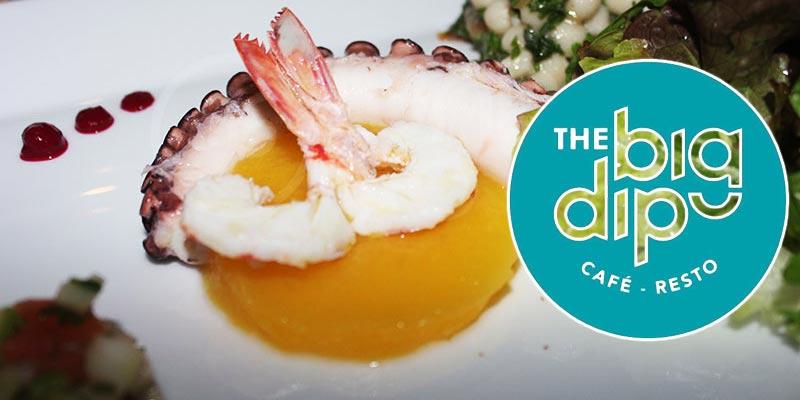 En vidéo : L'ouverture du nouveau Restaurant The Big Dip au Lac 2