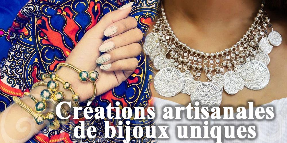 Les créations de bijoux qu'on aime à la folie!