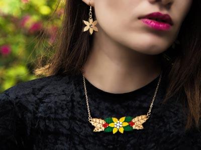 Offrez des bijoux 100% tunisiens issus de matériaux surprenants !