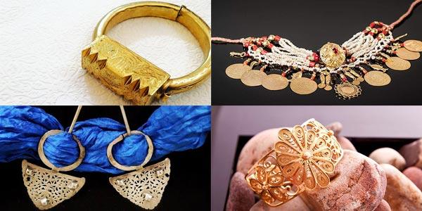 En photos  6 bijoux traditionnels que toute femme tunisienne doit posséder
