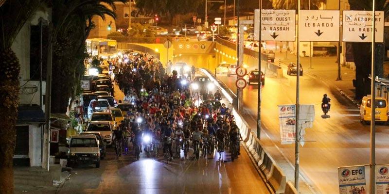 Tunis by Bike : la vélo parade à la Goulette le 21 juillet
