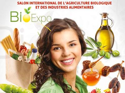 La 9e édition du Salon '' Bio Expo 2018 '' les 26 et 27 avril au Palais des congrès
