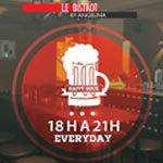 Happy Hour au Bistrot by ANGELINA avec la nouvelle formule Afterwork