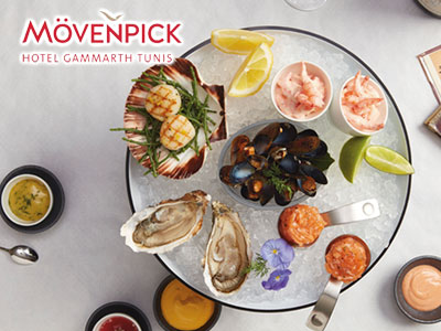 Les Mövenpick Gammarth et Sousse invitent la Bistronomie française dans leurs restaurants