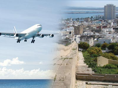 Un nouvel aéroport international au gouvernorat de Bizerte d'ici 2030