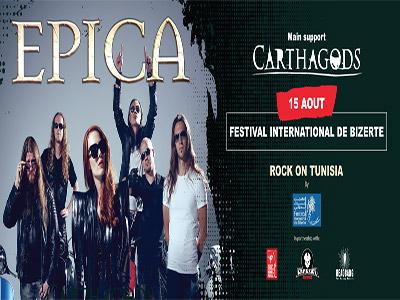 ROCK ON TUNISIA, un concert Rock et Métal à ne pas manquer à Bizerte.