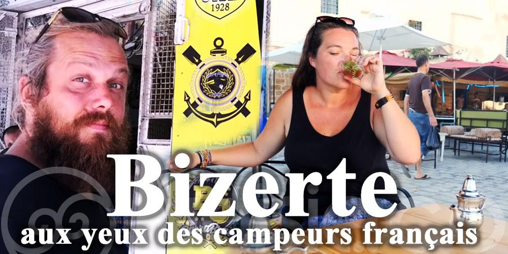 Le charme caché de Bizerte aux yeux de ces campeurs français