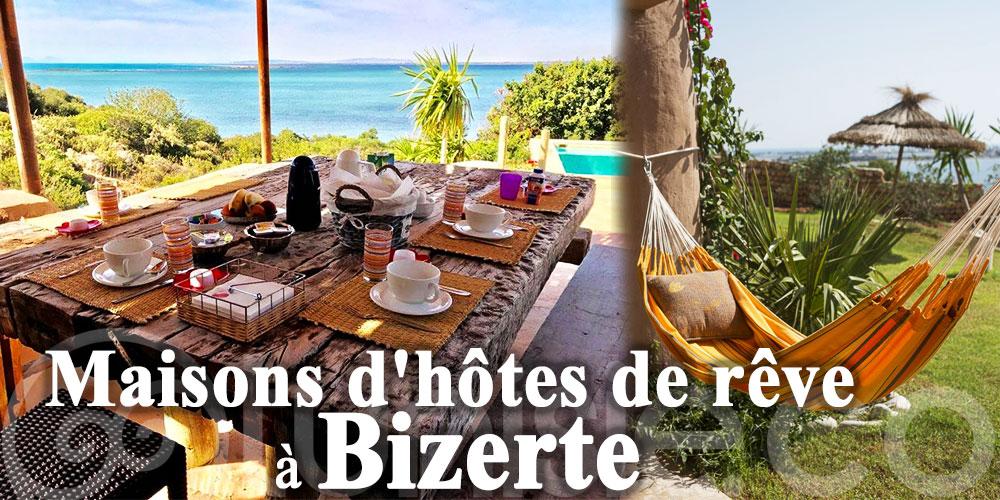 Maisons d'hôtes de rêve à découvrir à Bizerte