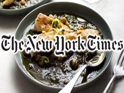 La Bkaila Tunisienne à l'honneur sur le New York Times