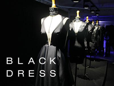 En vidéos : Black Dress l'Expo réunissant 7 créateurs autour de la robe noire