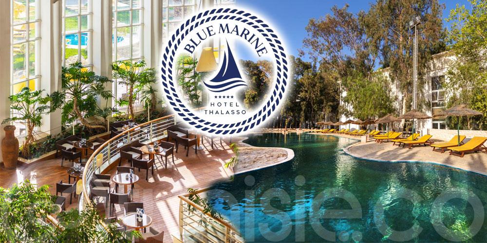 En photos : Blue Marine Hotel & Thalasso s'inspire des luxueux bateaux à vapeur