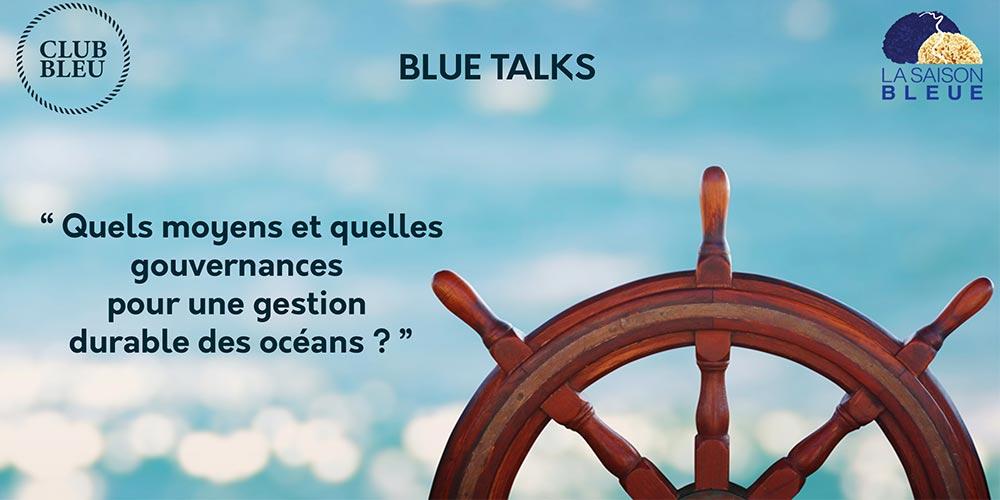 Blue Talks : La gouvernance des océans, un enjeu de la diplomatie internationale