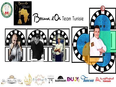 Bocuse d'Or, la Tunisie à l'heure de la Compétition