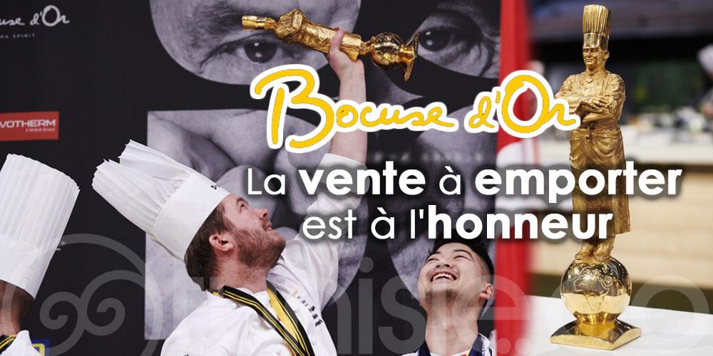 La Tunisie présente à la finale du Bocuse d'Or 2021