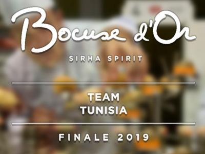 Le logo officiel de la Tunisie pour le Bocuse d'Or à Lyon dévoilé