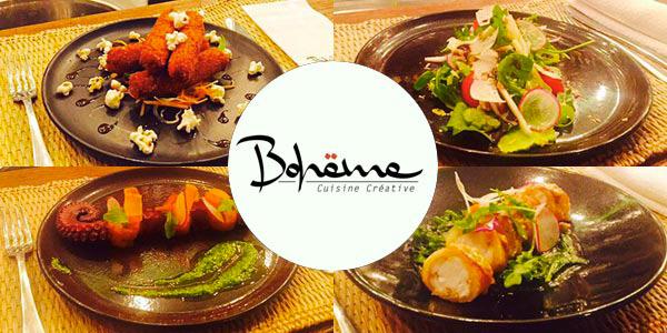 En photos : Découvrez les 6 nouvelles spécialités du Bohëme