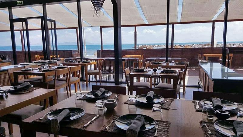 Enfin :  La liste des Restaurants 'non fumeur' à Tunis
