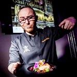 Slim Douiri invite Nicolas Ablaoui, gagnant de Hell´s Kitchen 2016, au BohÃ«me