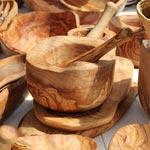 En photos : découvrez les différentes utilisations du bois d'olivier