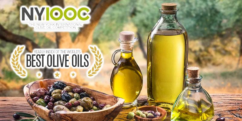 7 Médailles d'or pour l'huile d'olive tunisienne au concours international du huile d'olive à New York