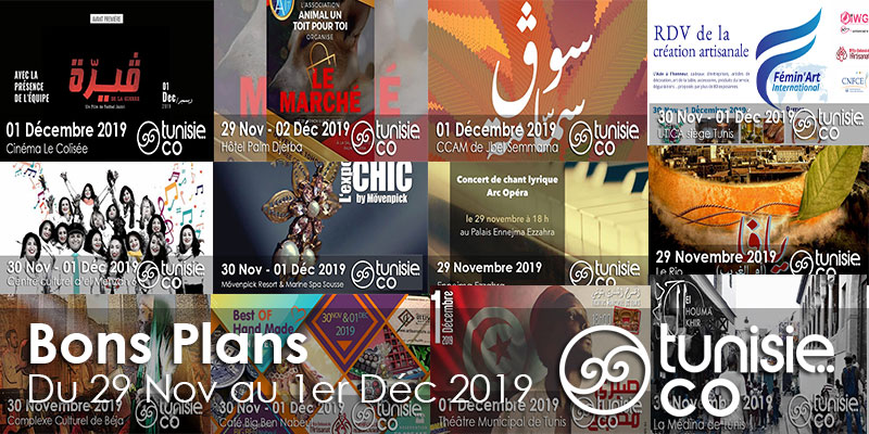 On fait quoi ce Weekend: Bons Plans