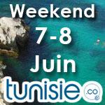 Bons plans sorties pour ce weekend des 7 et 8 juin by Tunisie.co