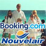 Réservez votre hôtel sur Booking.com grâce à Nouvelair