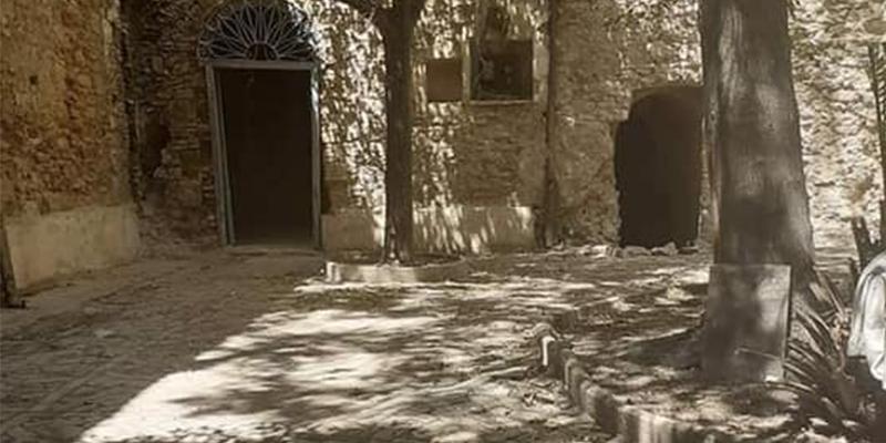En photos, le monument Borj Baccouche après les travaux de nettoyage