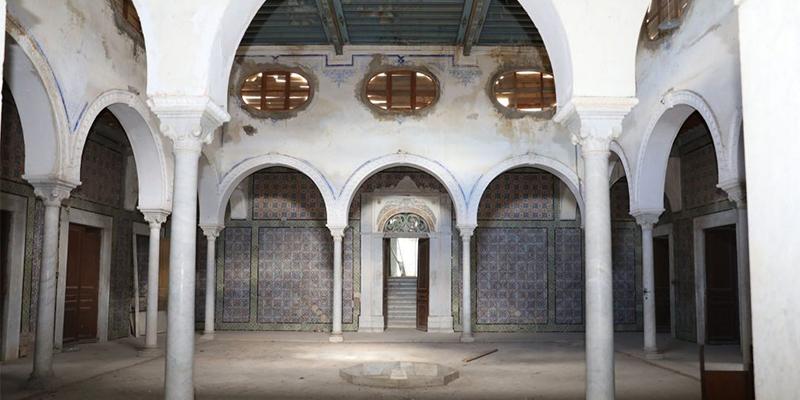 مساعي لترميم المعلم الأثري ببرج البكوش