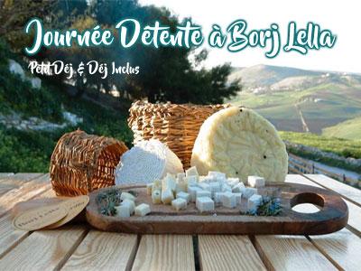 Journée Détente à Borj Lella à Béja le Dimanche 22 Octobre