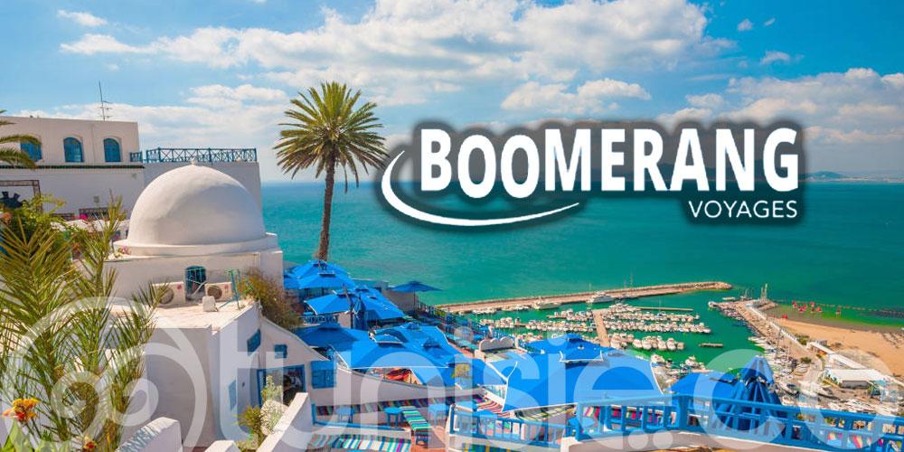 Été 2021 : Boomerang Voyages programme 60 clubs dont 5 en Tunisie