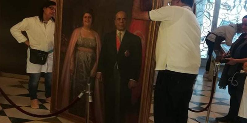 المنستير: انطلاق ترميم اللوحات الفنية لبورقيبة