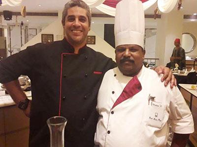 En photos : Quand le chef Walid Bousnina exporte la Gastronomie Tunisienne en Inde