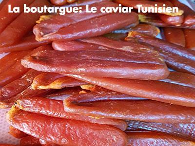 En vidéo : La Boutargue ou le vrai Caviar Tunisien