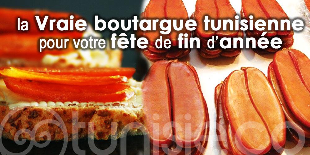 Top 5 adresses pour acheter la vraie boutargue tunisienne pour votre fête de fin d'année